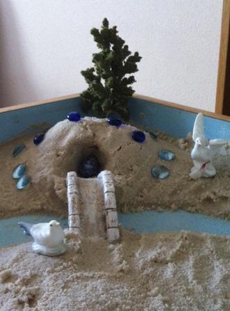 Séminaire le 8 octobre 2016 : Thérapie par le jeu de sable. (Isabelle UNY)
